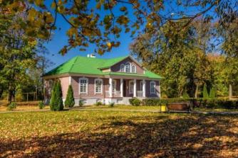 Экскурсия в парк деревянного зодчества Богословка